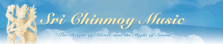 Sri Chinmoy Music